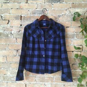 Talula Plaid Shirt